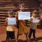 Puente Quemados Kinder wollen Schule