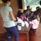 Fest mit Kakao und Kuchen in Itapiru